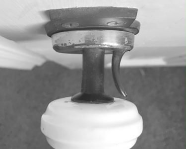a piece of history (hardware)-lever