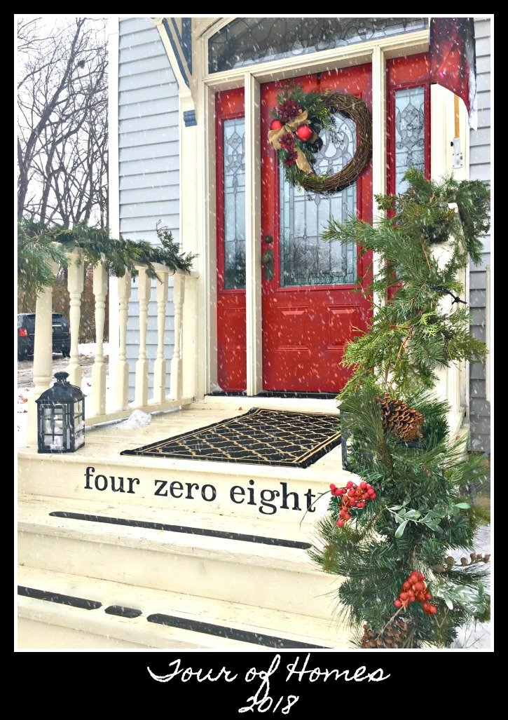 Holiday Tour of Homes 2018-peppermillbnb-enter