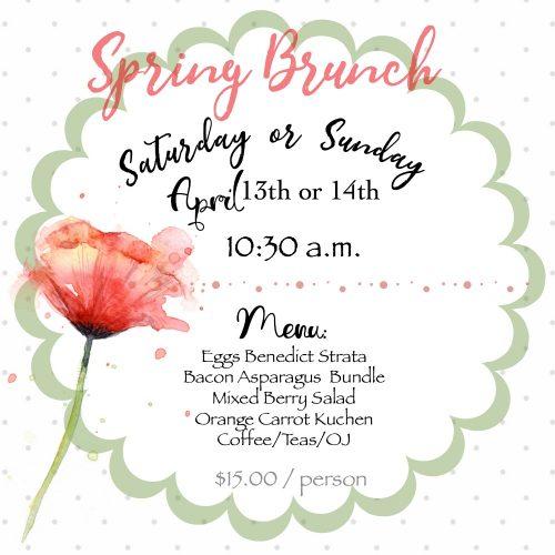 spring brunch event-peppermillbnb-visual